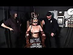 Victoria Verve - Sexy Electric Chair Executed