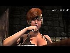3D hot warrior has sex like crazy - link: wp.mepa09Zu-fN