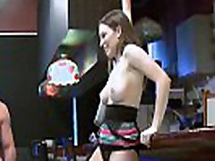 Two hot sexs two couple ride moore solo women blowjob and fucked in the bar