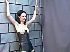 Rough scenes of home bondage with naked sweetheart with out other sex pussy