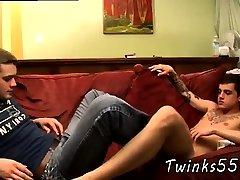 Gay twink bareback internal cumshot A Well Rewarded Foot
