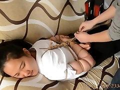 Chinese coolos tv 1 asian-bondage.com