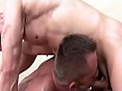 Hot twink gets his hard ramrod sucked by lascivious syren vs2