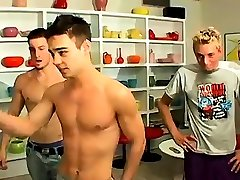 Spanked gay men crying A Gang Spank For Ethan!