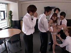 Fabulous Japanese chick in Horny Blowjob, HD JAV movie