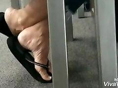 Rare masseag mysex Feet
