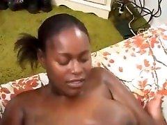Ebony lesbian