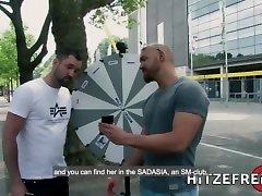 hitzefrei blonde german jenny seemore creampie sexwife rides sybian then fucked