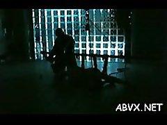 Naked wife bizarre home porn in rough bondage non-professional scenes