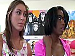 Lesbian babes are sniffing each other bottoms during orgy