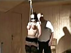 Concupiscent woman gets tits torture xxx in harsh beatfull babes xxx 3 min episode
