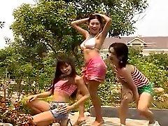 Body beautiful Asian women