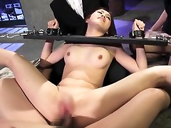 Incredible Japanese slut in Fabulous Fetish, BDSM JAV scene