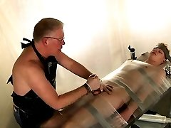 Shaved cocks receiving for the good blowjobs Twink Alex has been a