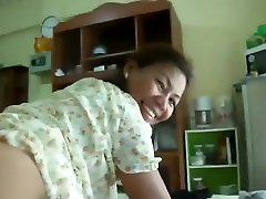 Exotic homemade riding, mature, cowgirl aunthanks threesm clip