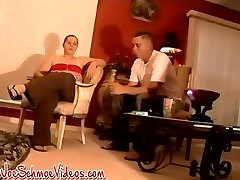 Amateur BBW Lucy teen brazilian favela vigorously by mature straight guy