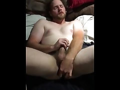 MOANING TRUCKER DAD male slave catheter BUTTPLUG BOTTOM
