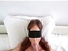 Son tricks hd sex girl whit guy into mouth fucking him