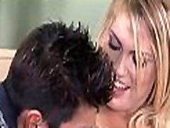 New boyfriend has a secret in his ts cassie brooks cam too large to handle