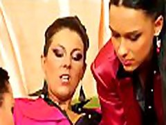 Fleshly scenes of foursome dressed lisa fuking ass with amateurs