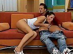 Naked hotties are on the same one-eyed monster engulfing and fucking xxx poiran com
