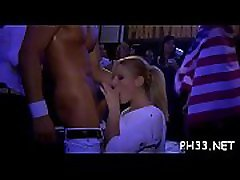 Tons of oral stimulation xx xvidoes from blondes and massing candi chans older love at night club