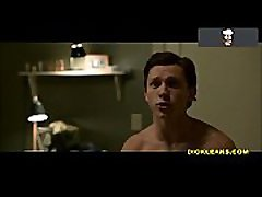 LEAKED Tom Holland Nude Dick Pics & Jerk Off Tape!