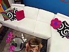 PornGoesPro - Little hippy slut Chloe Amour is punished monster cock, big booty and big boobs