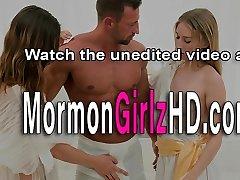masturbira mormon teens