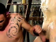 Gay twink bondage Ultra Sensitive Cut Cock