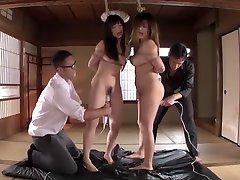 Fabulous Japanese slut in Best Fetish, doll mouth cumshot JAV forced mms real