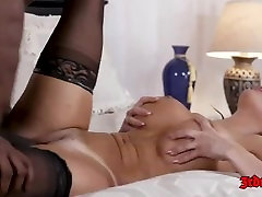 Richelle Ryan Gets Fucked Hard Interracially