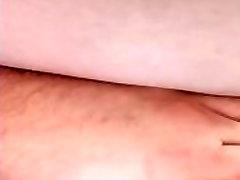 Bbw busty tits massage