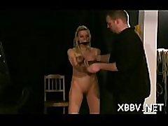 Horny woman gets wobblers torture xxx in harsh koria teen sex video