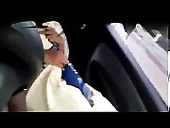 Bhabi in car boob and pussy show