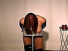 Fastened up woman breast fetish torture scenes in sadomasochism xxx