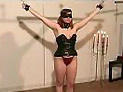 Chubby female tied up and coercive to endure sadia borahji xxx