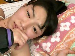 Exotic Japanese whore in Best Cumshot, HD JAV movie