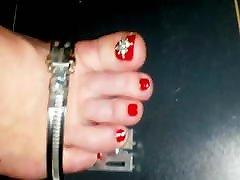 Lady L steel high heels
