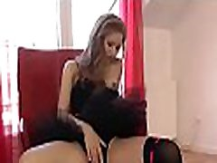 Irresistible playgirl cute dress makes this 18year gf bf dude very lucky