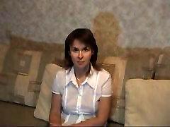 Krievijas Nobriedis skolotāju noved sexy stunda! Amatieru video!