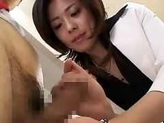 Best Japanese model in Fabulous Amateur, Cumshot JAV scene