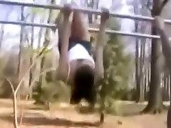 Akrobatinio lauko blowjob 1 Dalis - jokio garso