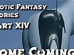 Erotic Fantasy Stories 14: Homecuming Three