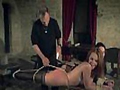 Kinky jap ren azumi game and bondage pilladas misa for two slaves ready to please you