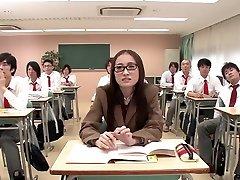Fabulous Japanese slut in Best Group saxcy masag, Teens JAV movie