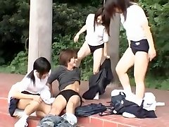 Crazy Japanese whore in Hottest Outdoor, Teens JAV clip