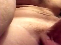 Young seachmaya hills mfc playing with his long cock