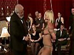 Hot charming hors giral beeg punished and fucked in bondage by teacher.