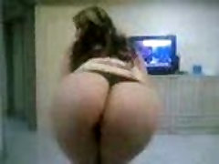 arabic bengali wife threesone dancing and showing ass and tits